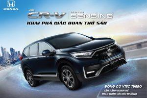 Honda CRV 2020 ra mắt doanh số đột biến